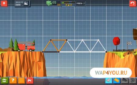 Build a Bridge! для Андроид