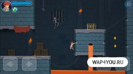 Diseviled Action Platform Game для Андроид