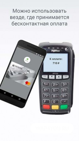 Android Pay и Сбербанк