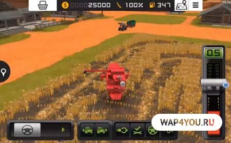 Farming Simulator 18 на Андроид