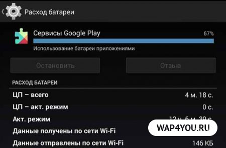 Сервисы Гугл Плей