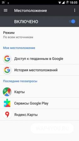Сервисы Гугл Плей скачать