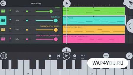 Скачать FL Studio Mobile 3