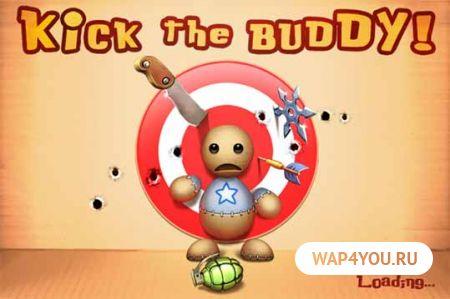 Kick the Buddy мод много денег