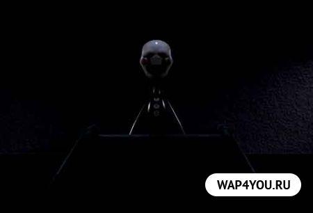 Скриншот игры ФНАФ 7