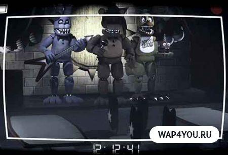 Скриншот FNAF 7
