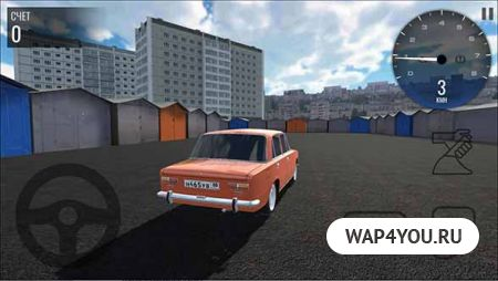 Взлом Russian Car Drift