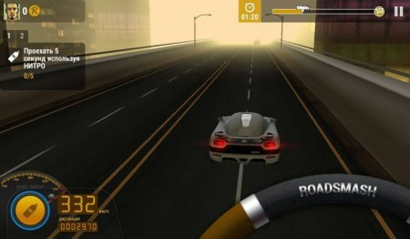 Скриншот Road Smash 2: Hot Pursuit на Андроид