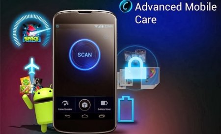 Advanced Mobile Care для android