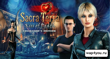 Обложка игры Sacra Terra: Kiss of Death
