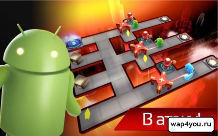 �������� ���� The Bot Squad: Puzzle Battles