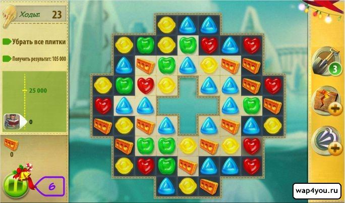 скачать игру на андроид бесплатно конфетки - фото 3