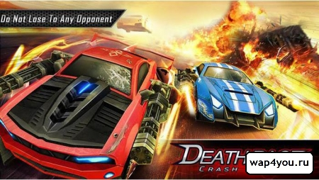 Death Race:Crash Burn на Андроид
