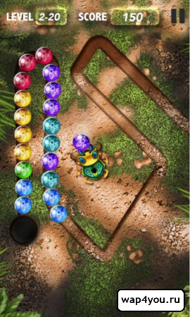 �������� ���� Marble Shooter �� Android