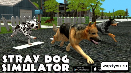 Обложка Stray Dog Simulator