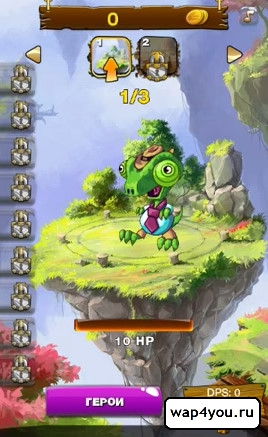 Скриншот Clicker Wars