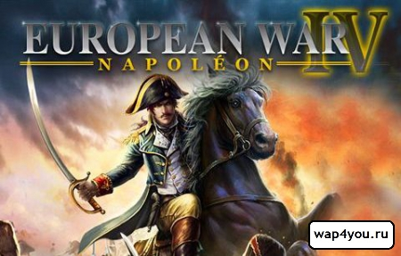 Обложка European War 4: Napoleon