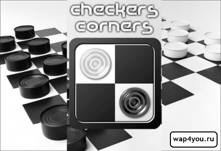 Обложка Checkers-corners HD