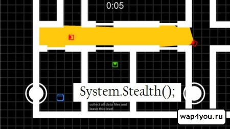 Обложка System.Stealth