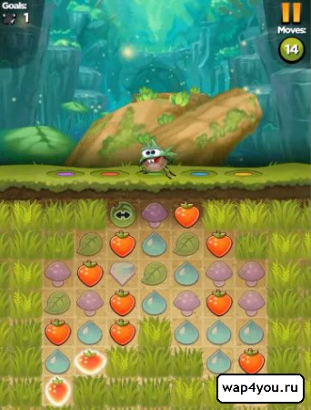 Скриншот Best Fiends на Android