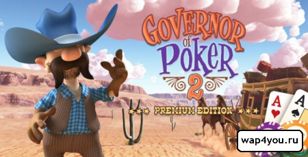 Обложка Governor of Poker 2 Premium