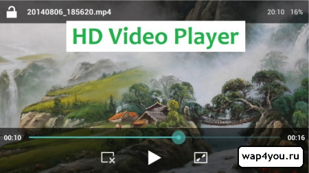 Обложка HD Video Player