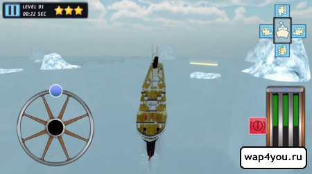 Скриншот Big Ship Simulator 2015 для Андроид