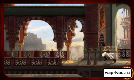 Скриншот Prince of Persia Classic для Android