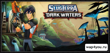 Обложка Slugterra: Dark Waters