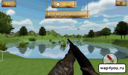 Скриншот Duck Hunting 3D для Android