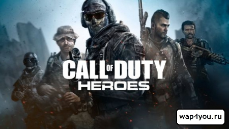 Обложка Call of Duty: Heroes