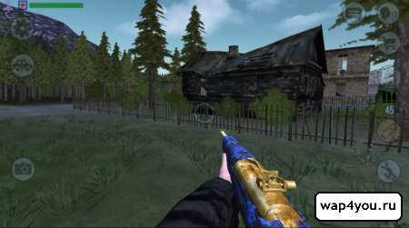 Скриншот Experiment Z - Zombie Survival для android