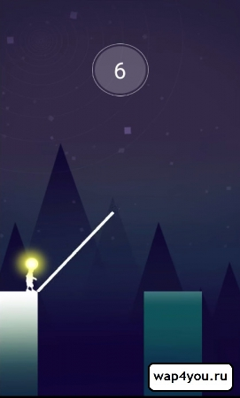 Скриншот Bulbman 2: Crossy Pipe для Android