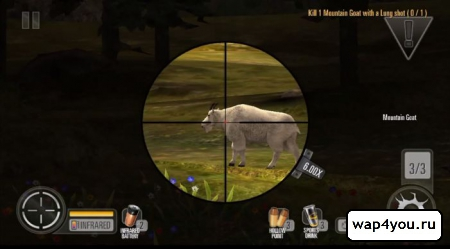 Скриншот DEER HUNTER 2014 для android