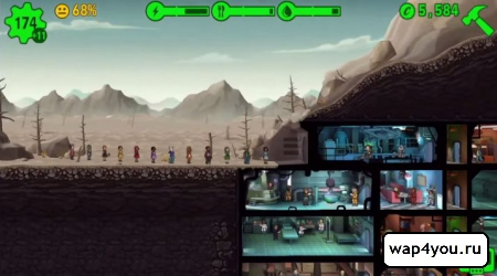 �������� Fallout Shelter �� �������