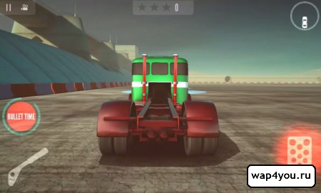 Скриншот Drift Zone: Trucks для Android