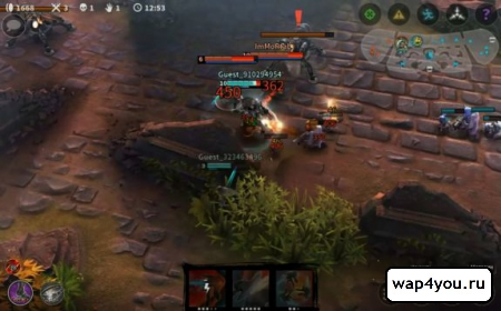 �������� Vainglory ��� Android