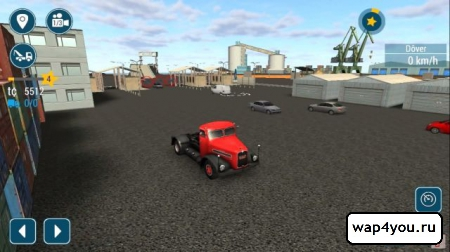 Скриншот TruckSimulation 16 на Андроид