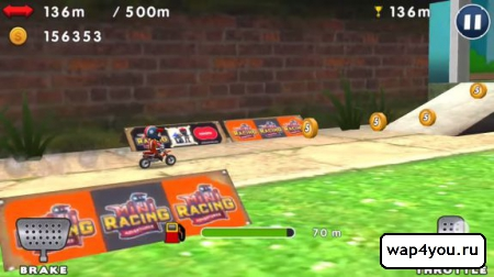 Скриншот Mini Racing Adventures для Android