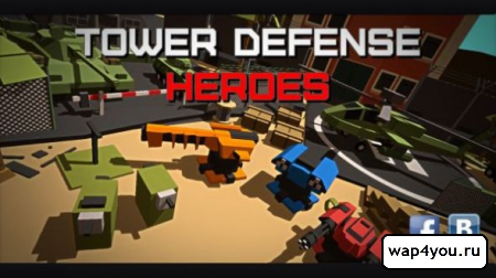 Обложка Tower Defense Heroes