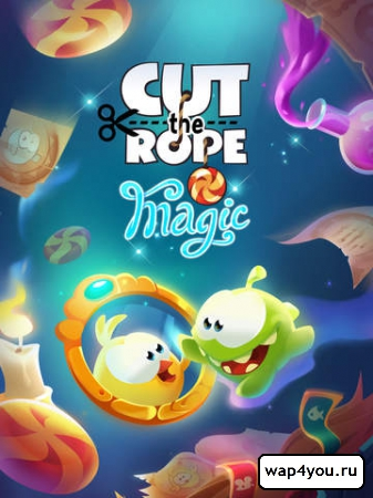 Обложка Cut the Rope: Magic