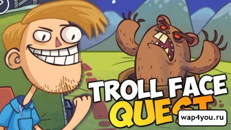 Игра TrollFace Quest Video Memes