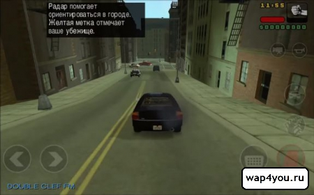 Скриншот GTA: Liberty City Stories