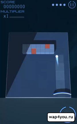 Grey Cubes: 3D Brick Breaker на Андроид