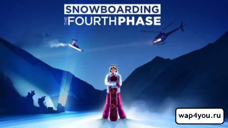 Обложка Snowboarding The Fourth Phase