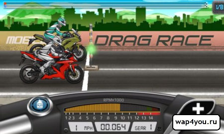 Drag Racing: Bike Edition