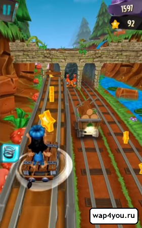 Hugo Troll Race 2 на Андроид