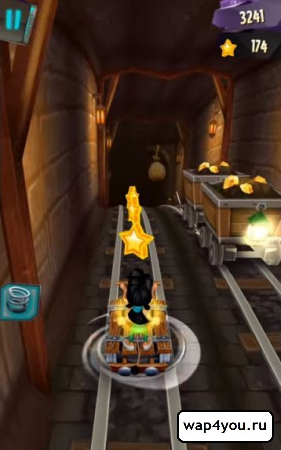 Скриншот Hugo Troll Race 2