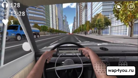 Скриншот Driving Zone для Android