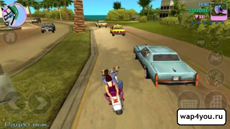 Полная версия GTA Vice City на Андроид